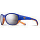 Julbo Kids 4-6Y Luky Spectron 3+ Sunglasses Royal Blue/Orange-Gray Flash Silver